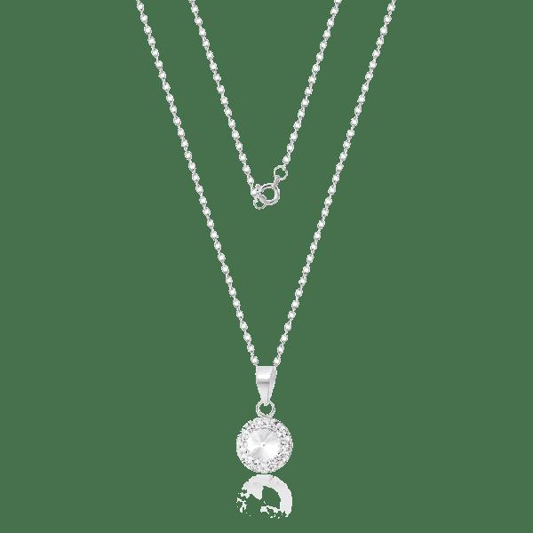 Collier avec diamant